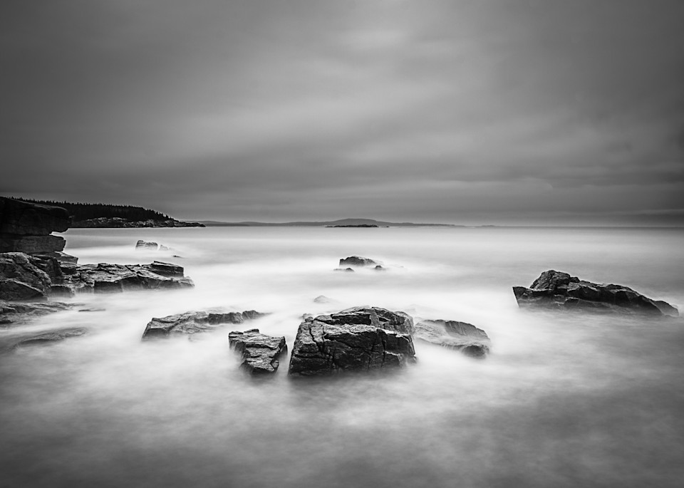 Acadia  Photography Art | Silver Sun Photography