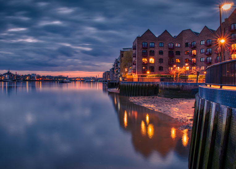 Welcome To Wapping! Art   Martin Geddes Photography