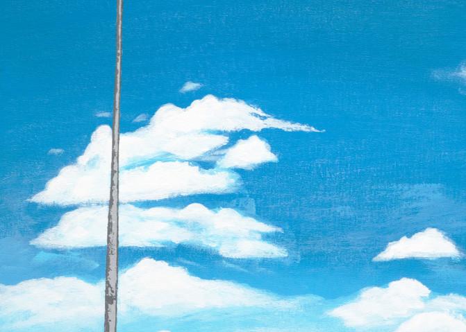 Asda Car Park Art | Emma Frost