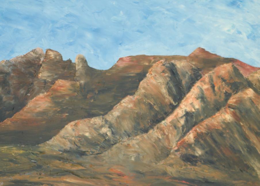 Western Sunset Art | BOI Partners LLC