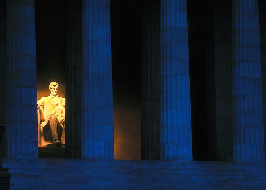 Lincoln Memorial Art | Frasier Photography