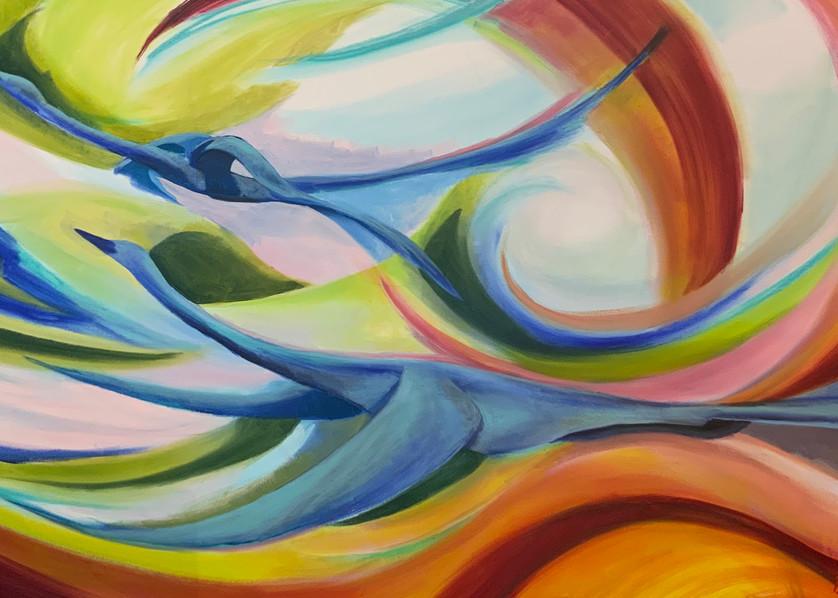 In The Rainbow   Custom Size Print Art | Bottinelli Fine Art