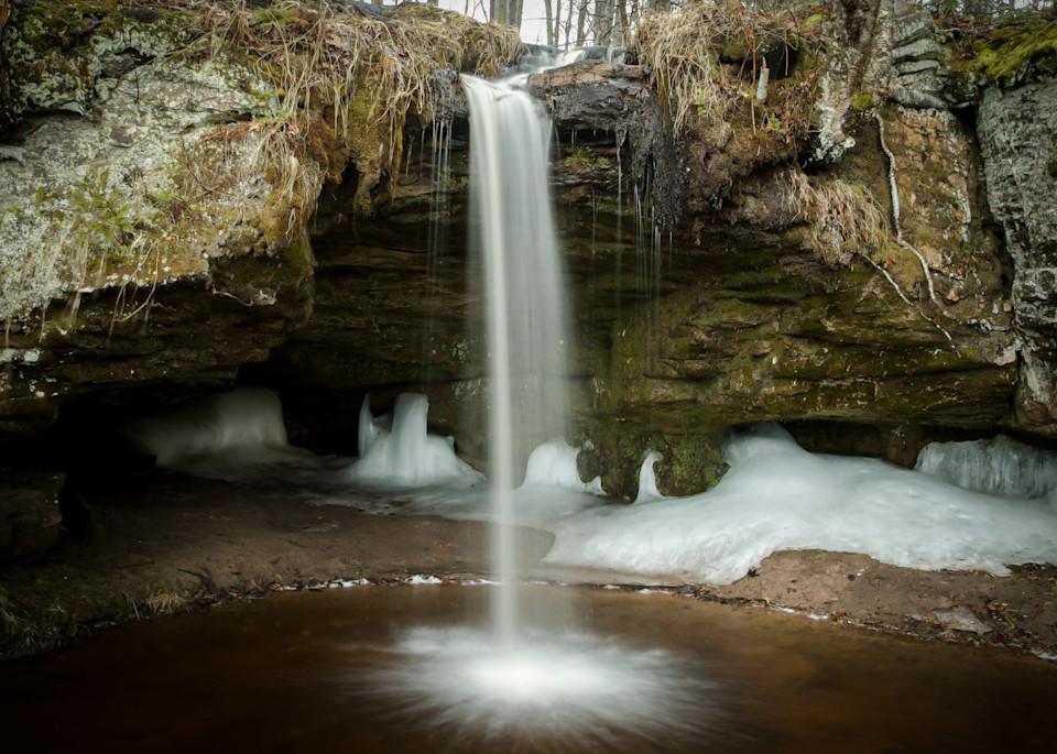 Scott Falls Photography Art | Ursula Hoppe Photography