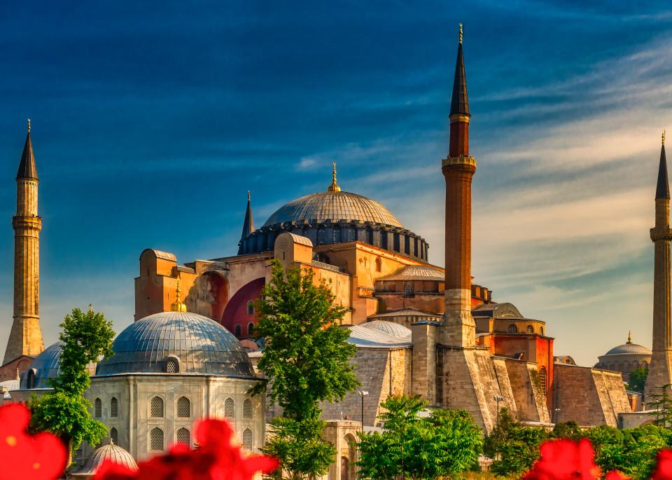 Hagia Sophia   Istanbul Photography Art | Rick Vyrostko Photography