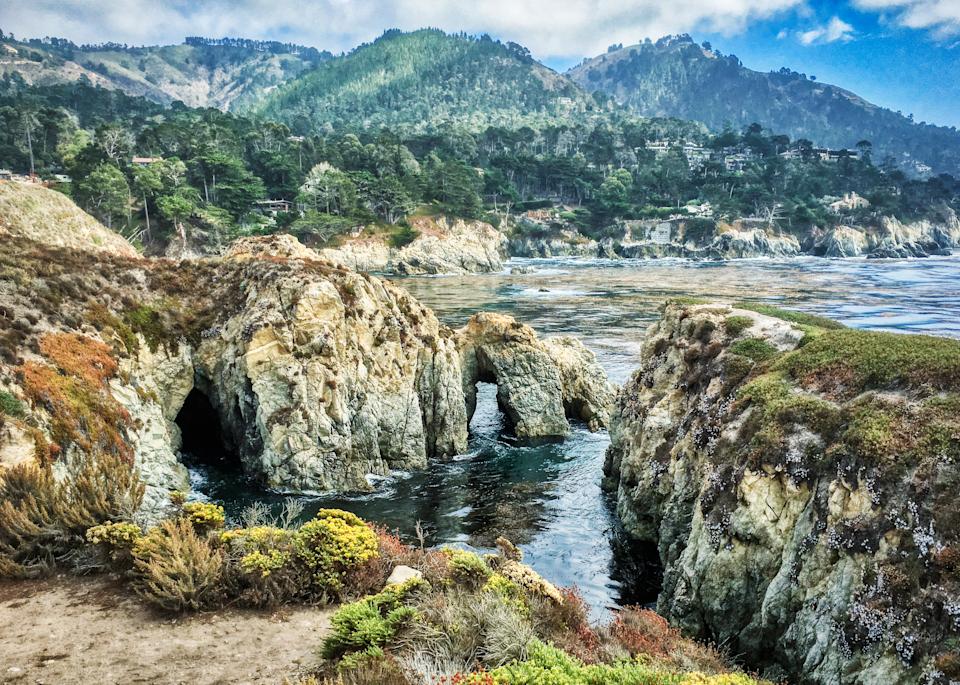 Big Sur From Across The Way Art | Cutlass Bay Productions, LLC