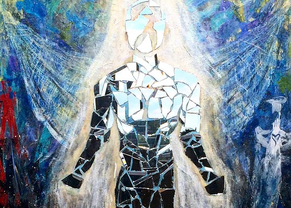 Rising Ii Art   Justin Hammer Art