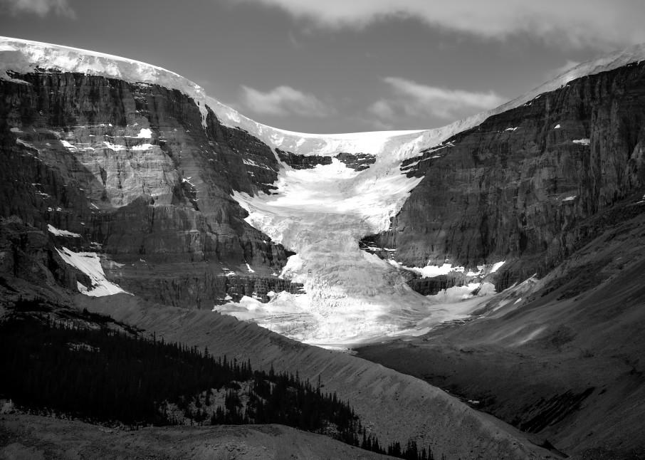 Glacier In Retreat Art | James Alfred Friesen