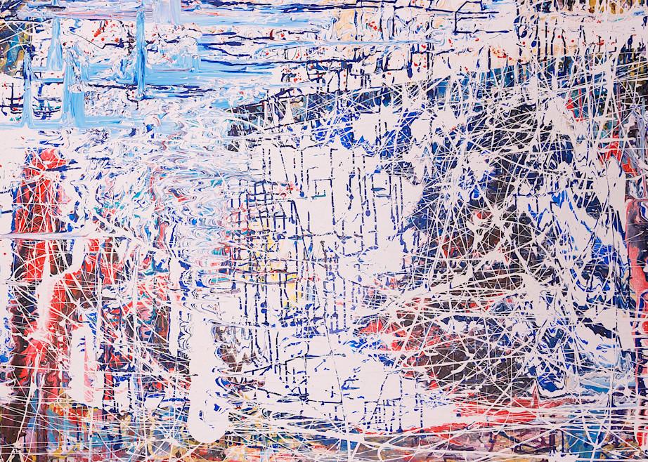 Winter Solstice Art   Justin Hammer Art