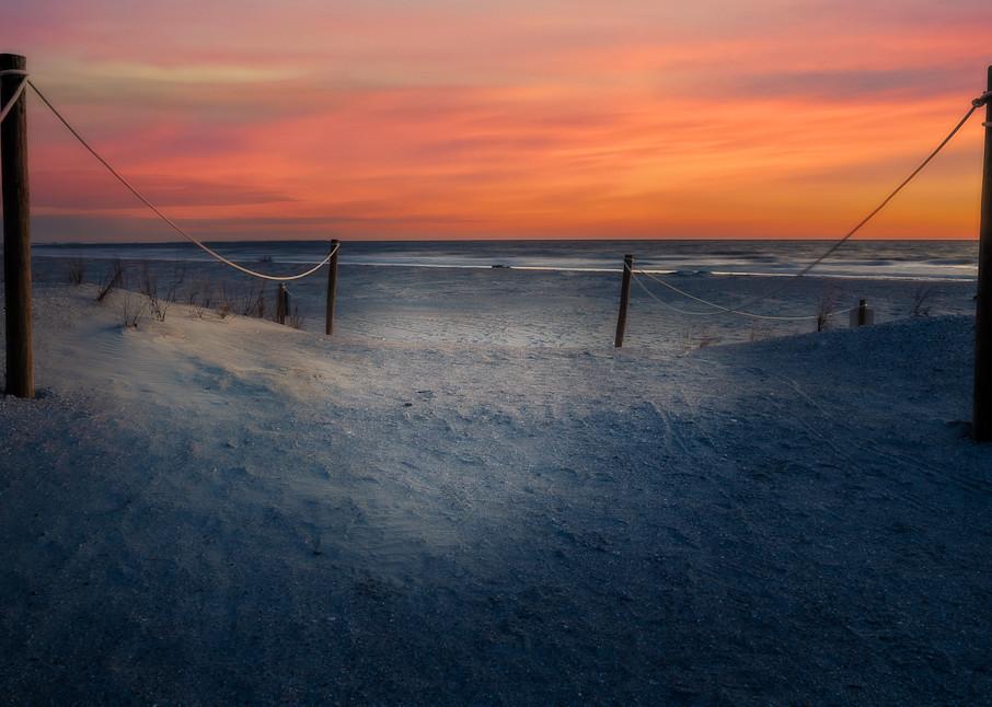 Early Morning Stroll Photography Art   Willard R Smith Photography