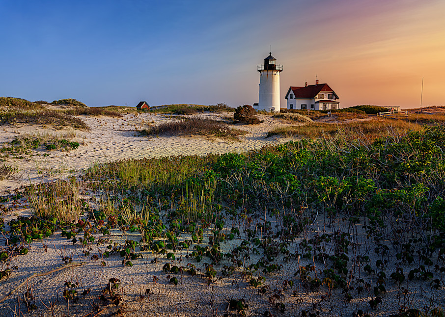 Sunset at Race Point   Shop Photography by Rick Berk