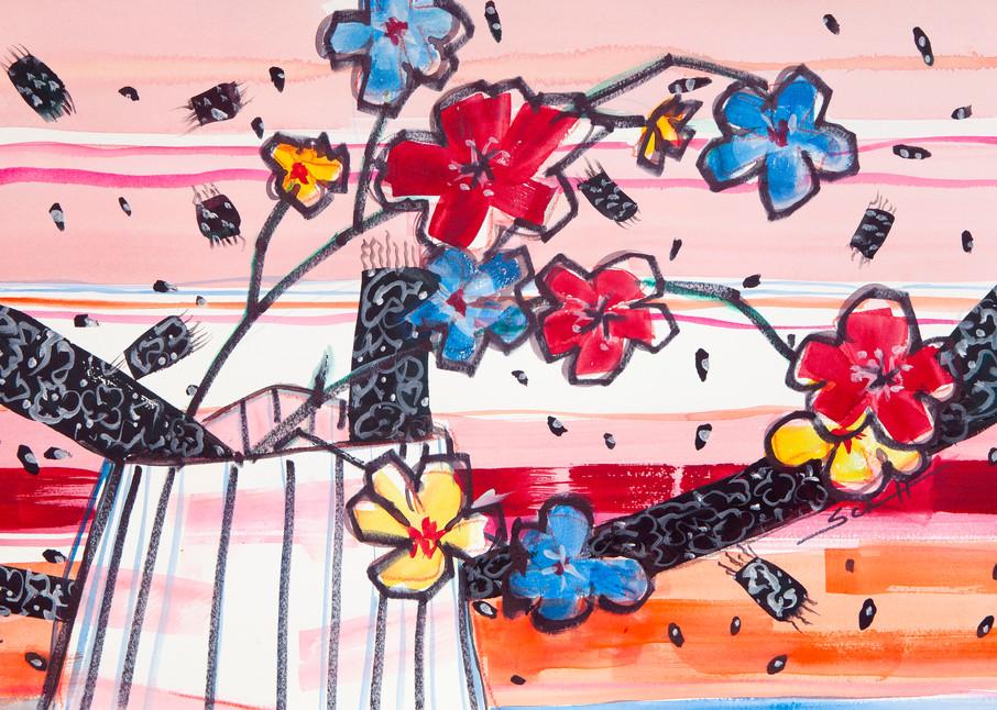 Magic Carpet Ride Art | Elaine Schaefer Hudson Art