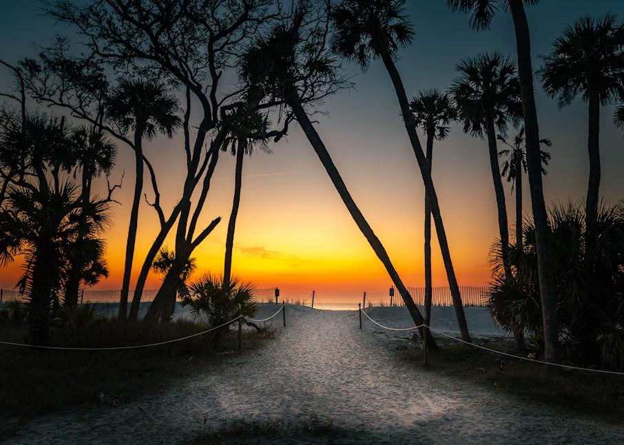 Walking To The Horizon Photography Art | Willard R Smith Photography