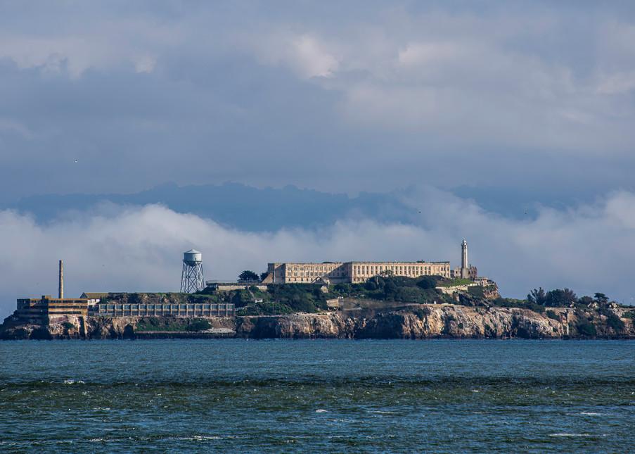 Alcatraz Island Photography Art   Kathleen Messmer Photography