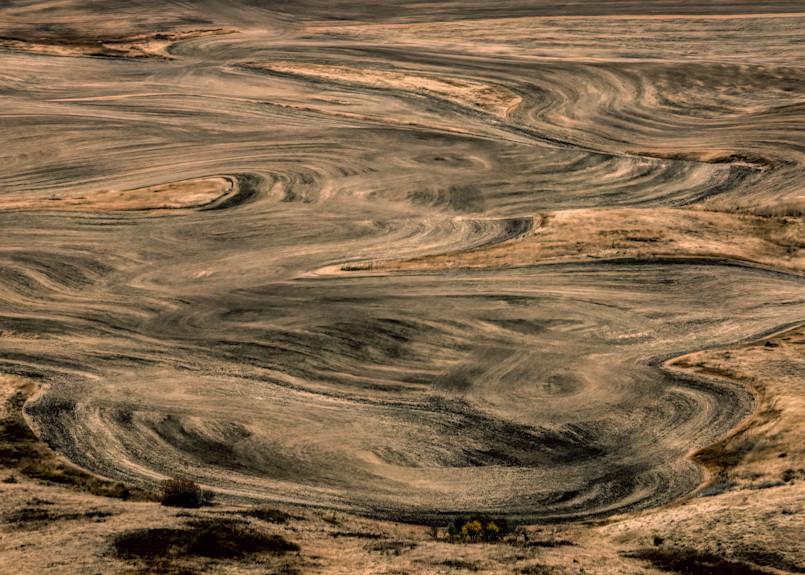Palouse On Mars Photography Art   Monty Orr Photography