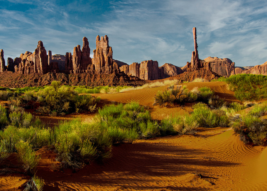 Morning In Monument Valley Photography Art   Kendall Photography & Fine Art