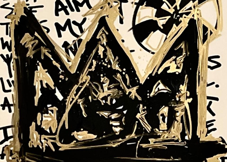 Heavy Is The Crown Art | Justin Hammer Art