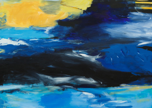 Islamorada (Dolphin Swim) Art | All Together Art, Inc Jane Runyeon Works of Art