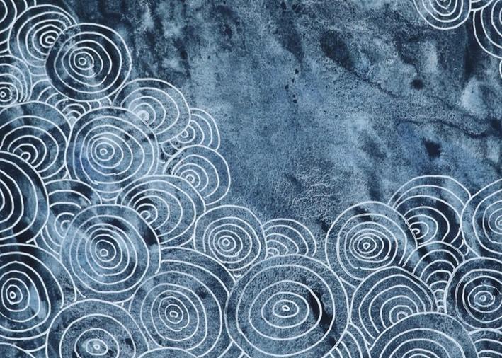 She Came Full Circle #1 Art | InspiringLee