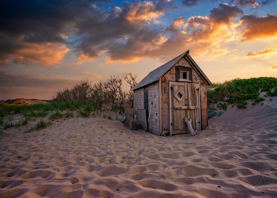The Dune Shack III | Shop Photography by Rick Berk