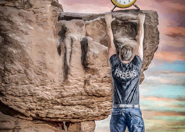 The Cliff Art | DanSun Photo Art