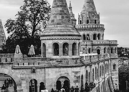 Budapest Grandeur, Number Two Photography Art | Photoissimo - Fine Art Photography
