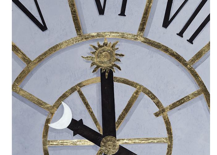 Old Post Office Clock ,Dc Art | Joan Bixler Art