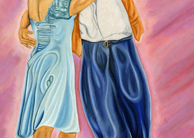 Tango Dancers Art | Gilbertvasquez