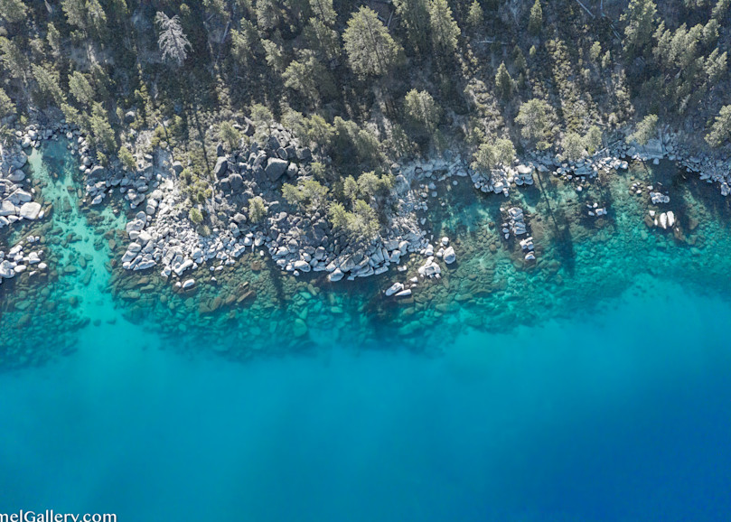 Tahoe From Above Art | The Carmel Gallery