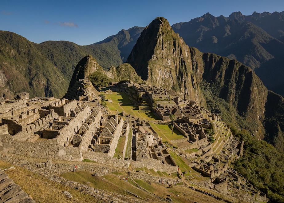 The great Machu Picchu