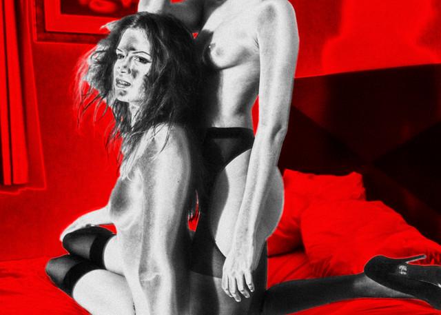Red Dreams 2 Art | Gaspar Marquez