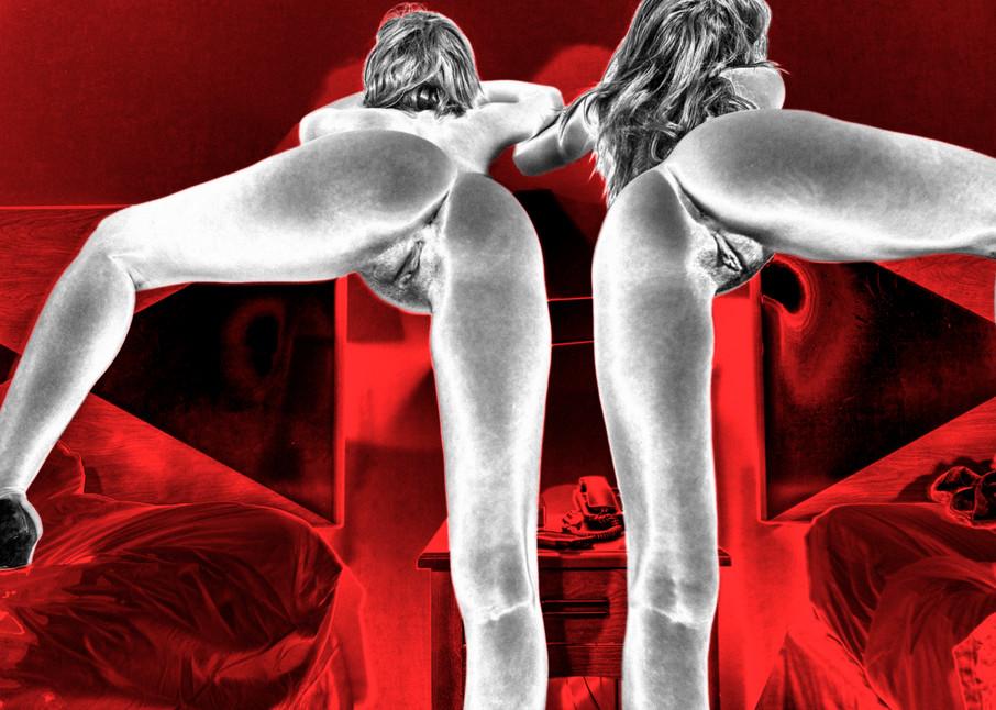 Red Dreams 11 Art | Gaspar Marquez