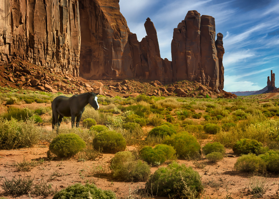 Monument Valley Moment Photography Art | Kendall Photography & Fine Art