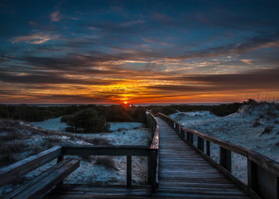 Cumberland Island Sunrise
