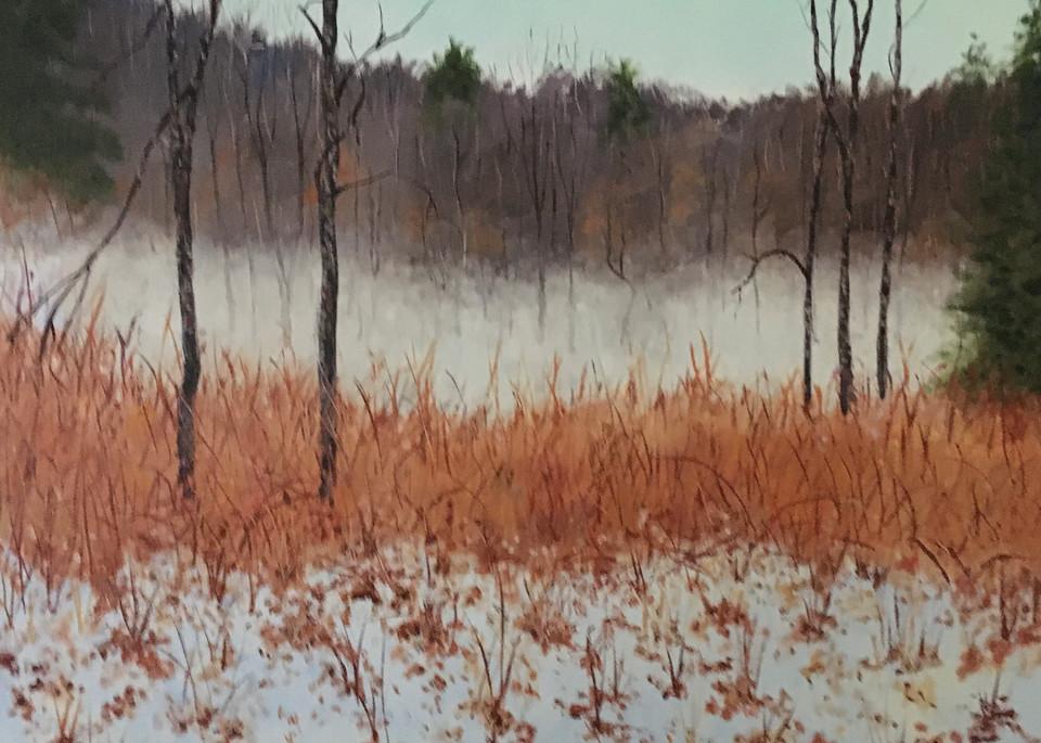Snow And Fog Art | JoemcInroy