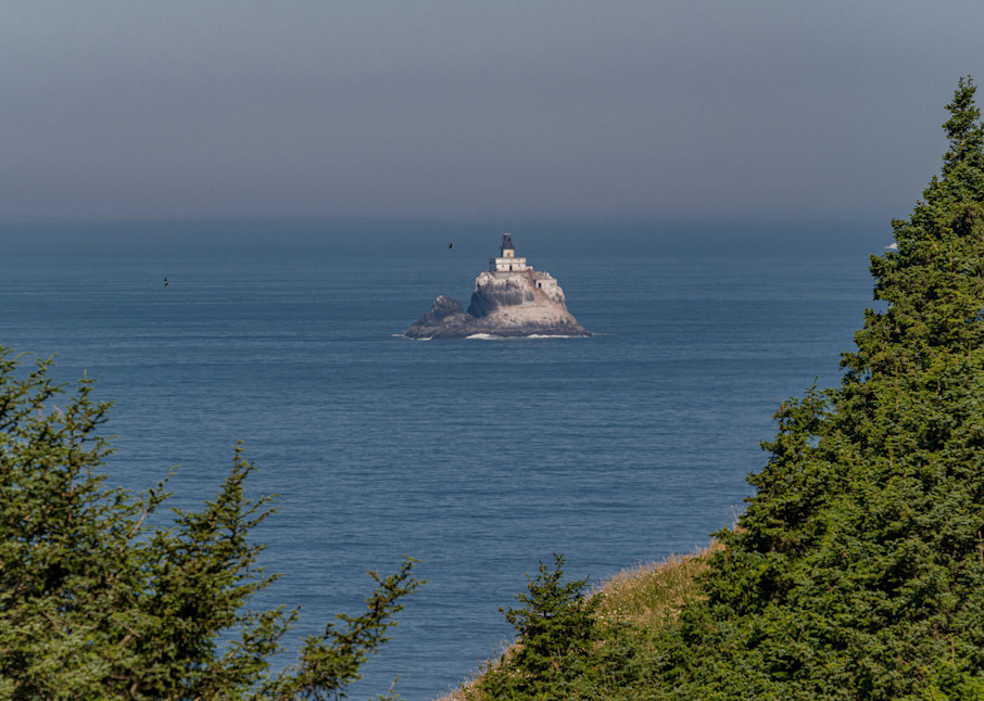 Tillamook Rock Lighthouse Photography Art   kramkranphoto