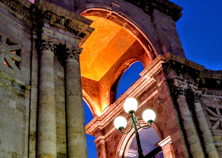 Bathed In Light, Cagliari, Italy Photography Art | Photoissimo - Fine Art Photography