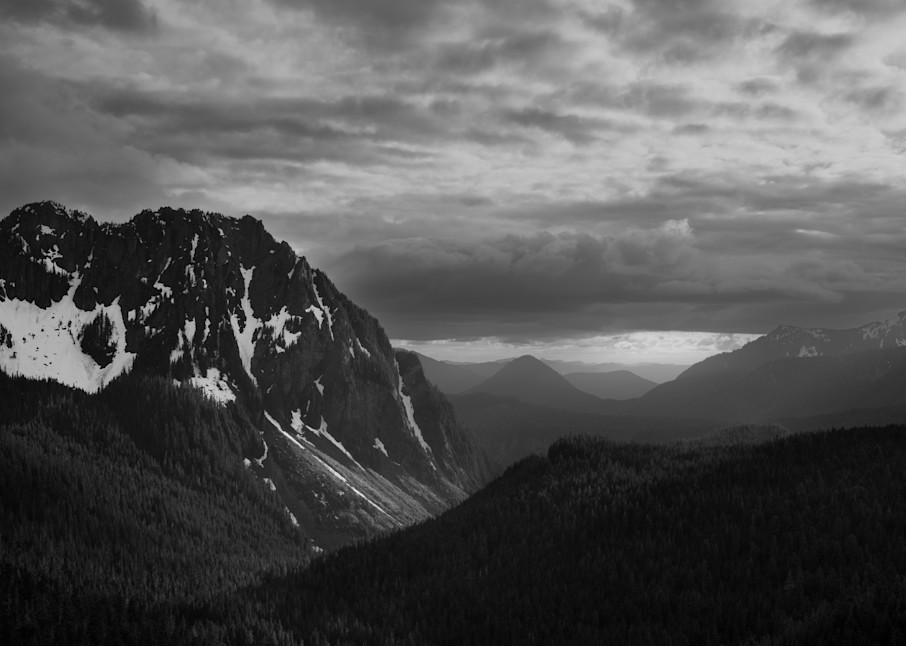Nisqually River Valley, Mt. Rainier National Park, Washington, 2021