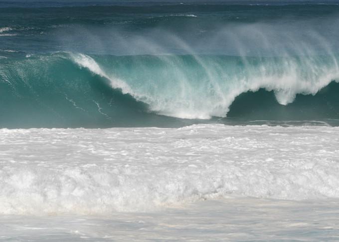 Ocean Wave Seascape V Photography Art   Ruth Burke Art