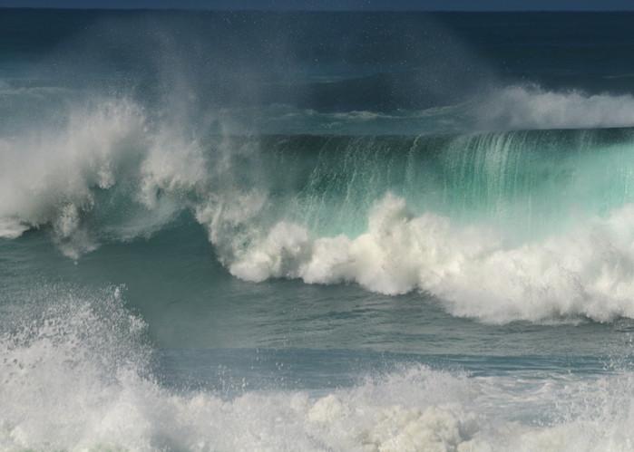 Ocean Wave Seascape I Photography Art   Ruth Burke Art