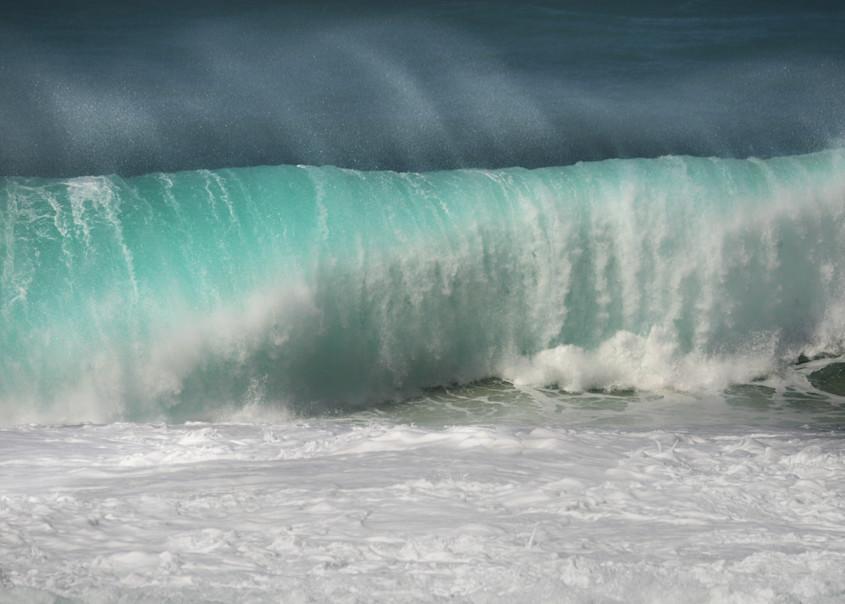 Ocean Wave Seascape Iii Photography Art | Ruth Burke Art