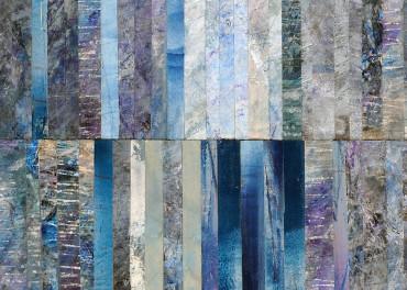 Double Waterfall   (Print) Art | Laurie Fields Studio