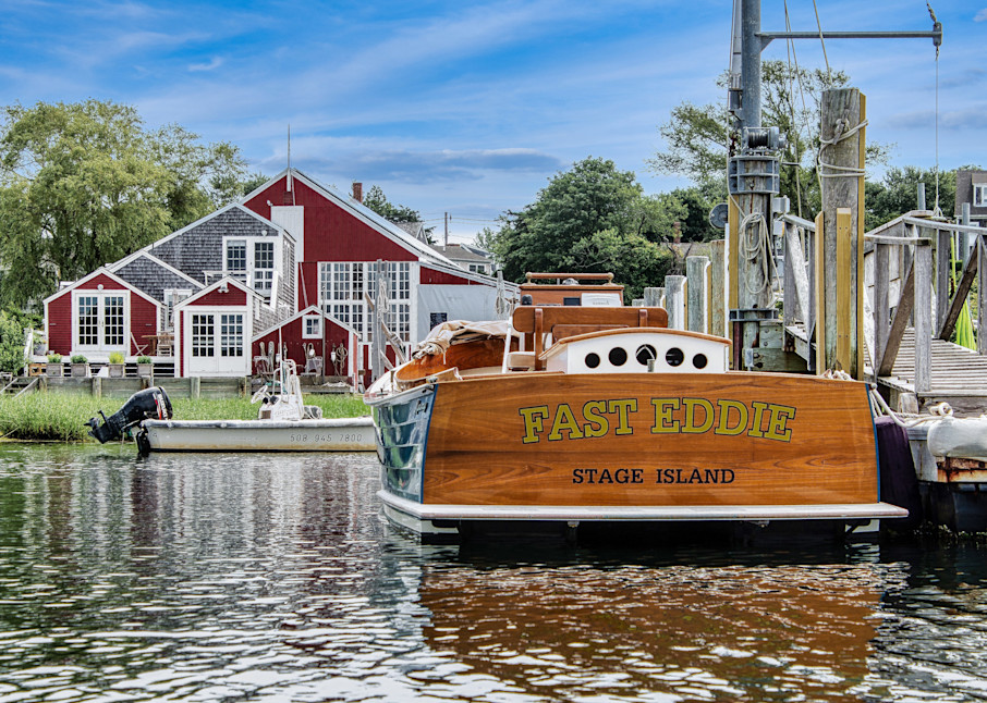 Fast Eddie Photography Art   The Colors of Chatham