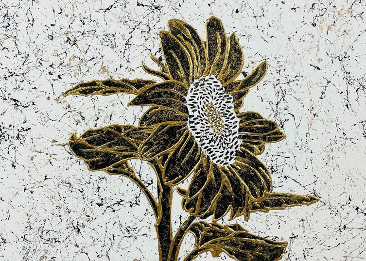 Luxe Flower Art | Anthony Joseph Art Gallery