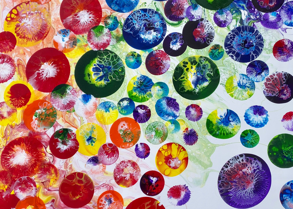 Color My World Art | Kimberlykort
