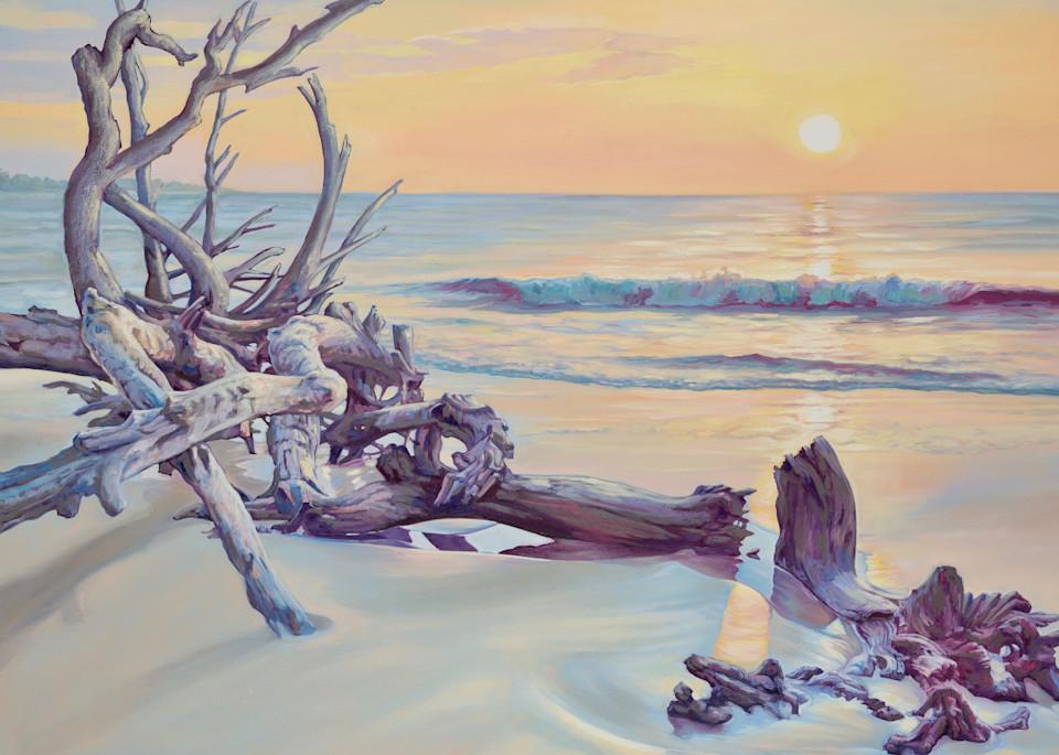 Sunrise At Talbot Lrg Art   gordonmeggison