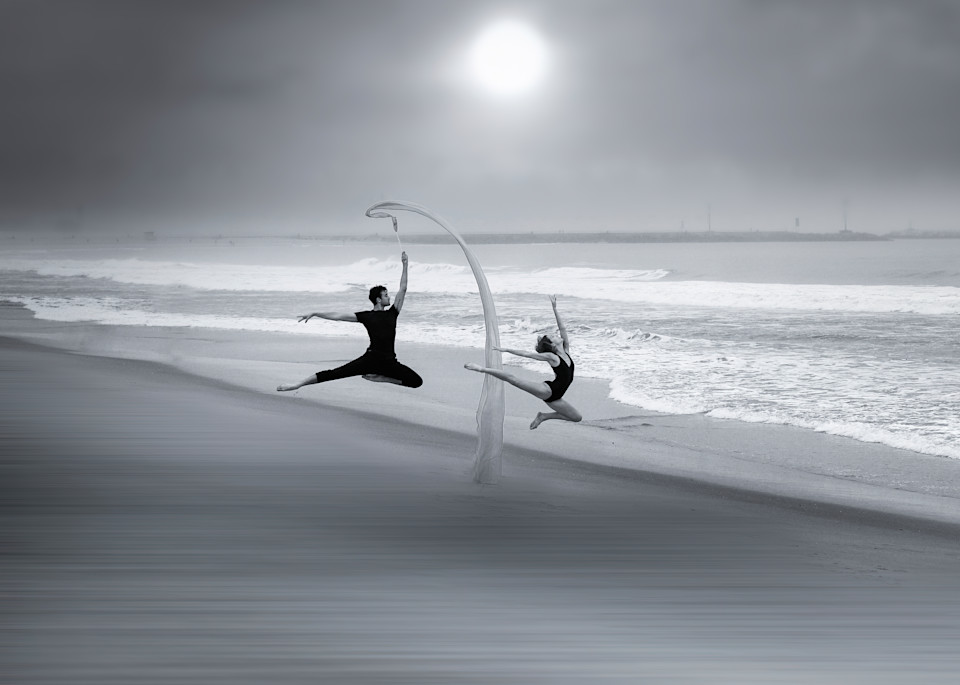 Harv Greenberg Photography - Sunrise Dance