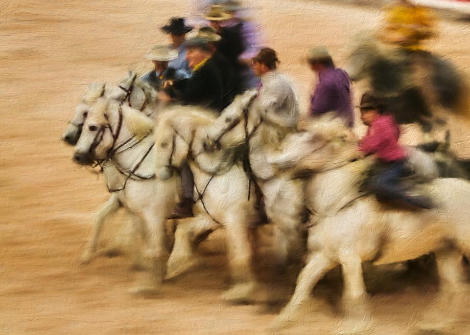 Gypsy Horsemen Art   Rick Peterson Studio