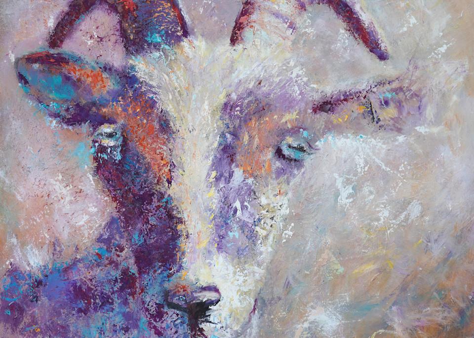 Goat Art | S Pominville