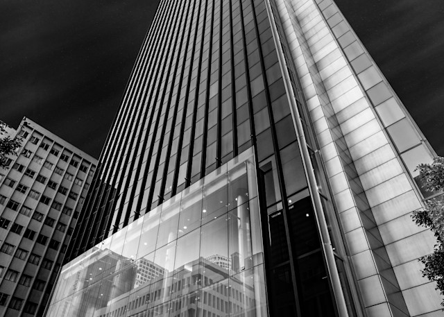 Harv Greenberg Photography - Downtown Reflections