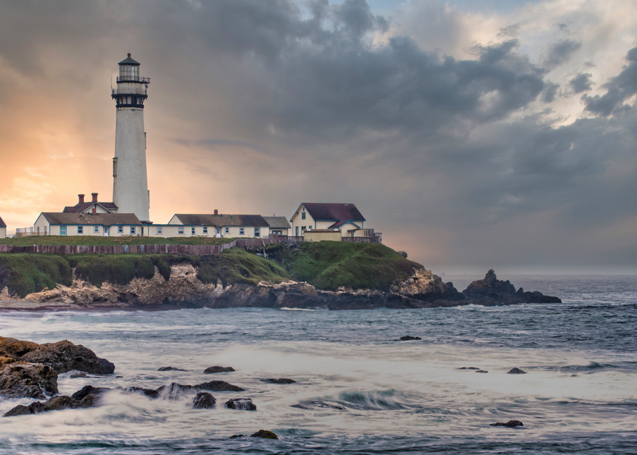 Pigeon Point Lighthouse Photography Art | Kathleen Messmer Photography